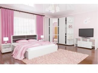 Спальный гарнитур Барокко - Мебельная фабрика «Элика мебель»