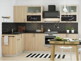 Простая кухня Твиг  - Изготовление мебели на заказ «Кухни ЧУ»