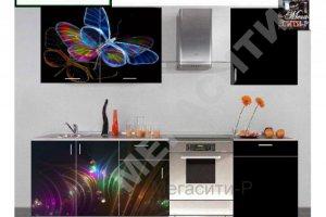Кухня Мелитта 13 - Мебельная фабрика «Мега Сити-Р»
