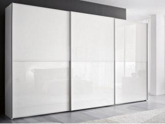 Белый шкаф-купе Тета ТУ - Мебельная фабрика «Триана»