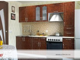 Кухня Пластик №6 - Мебельная фабрика «Симкор»
