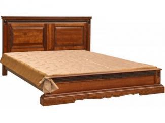 Кровать с низким изножъем Милана 16-1 П294.05-1м - Мебельная фабрика «Пинскдрев»