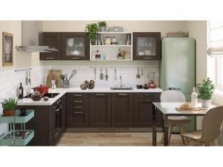 Кухня Мария венге - Мебельная фабрика «Zetta»