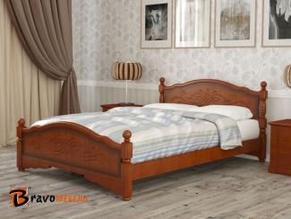 Кровать Карина 12 - Мебельная фабрика «Bravo Мебель»