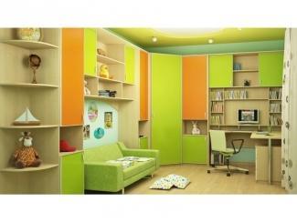 Детская угловая - Мебельная фабрика «Ликарион»