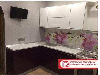 Кухня из пластика - Мебельная фабрика «ГОСТ» г. Казань