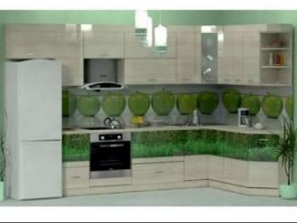 Кухня светлая угловая Эспарто - Мебельная фабрика «Идея для дома»
