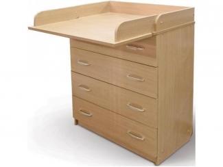 Пеленальный комод - Мебельная фабрика «Висма-мебель»