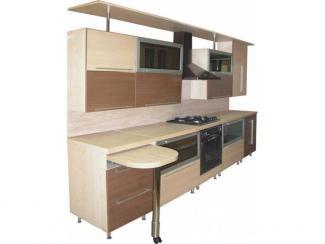 кухонный гарнитур прямой Визит К - Мебельная фабрика «Киржачская мебельная фабрика»