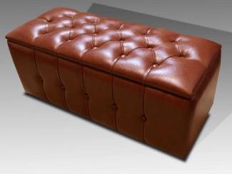 пуф Эко рыжий - Мебельная фабрика «ARISTA»