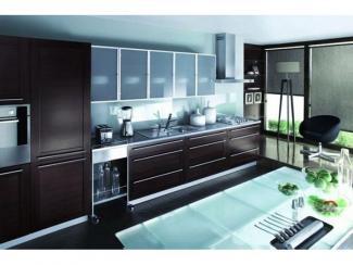 Кухонный гарнитур прямой Сиена - Мебельная фабрика «Московский мебельный альянс»
