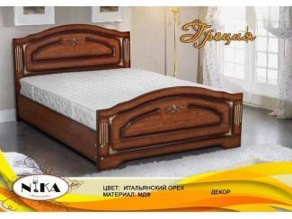 Кровать Греция с декором