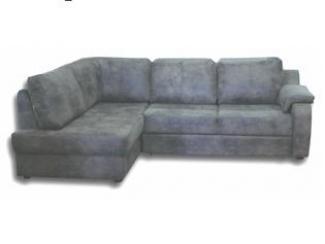 Серый угловой диван Брайтон