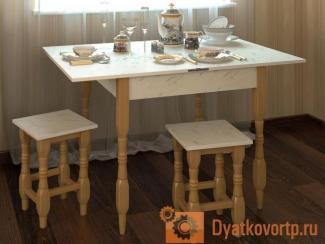 Стол обеденный раскладной - Мебельная фабрика «Дятьковское РТП-1»