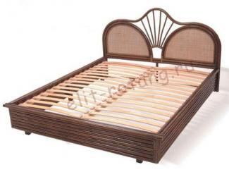 Кровать с изголовьем - Импортёр мебели «Элит-Ротанг (Индонезия)»