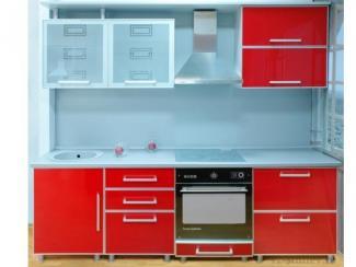 Кухонный гарнитур прямой Соблазн - Мебельная фабрика «12 стульев»