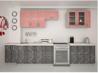 Кухня прямая Берил пластик - Мебельная фабрика «Вариант М»