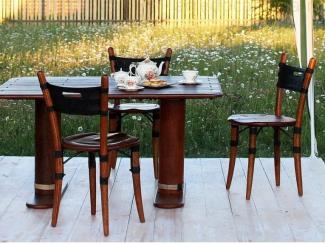 Стул MAURITIUS COFEE - Импортёр мебели «Arredo Carisma (Австралия)»