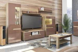Гостиная Леонардо - Мебельная фабрика «Мебель-Неман»