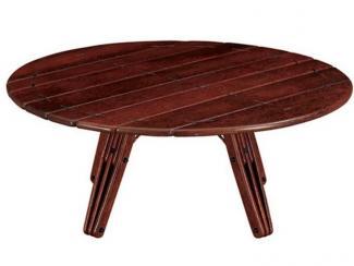 Стол журнальный из массива TAVARUA - Импортёр мебели «Arredo Carisma (Австралия)»