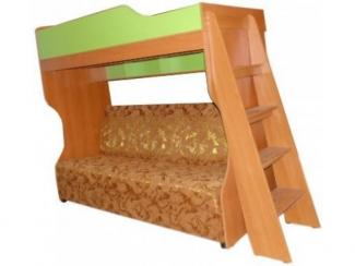 Кровать детская с диваном - Мебельная фабрика «Мезонин мебель»