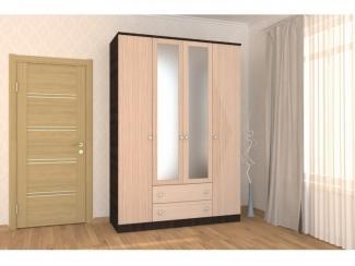 Вместительный шкаф 4 - Мебельная фабрика «Гермес»