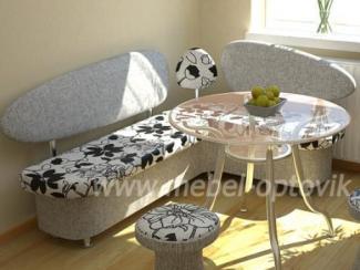Кухонный уголок ТЕХНО - Мебельная фабрика «Долорес»