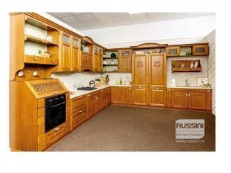 Кухонный гарнитур угловой Ровена