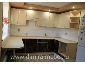 Кухня пластик угловая - Мебельная фабрика «Dimira»