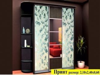 Шкаф Принт - Мебельная фабрика «Мебликон»
