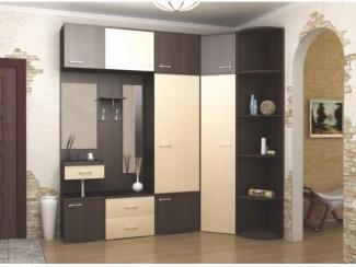 Красивая прихожая Еленсия 6 - Мебельная фабрика «Дил-Мебель», г. Ульяновск