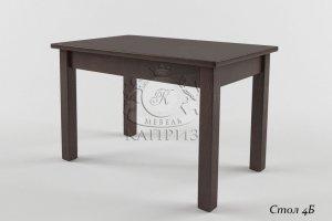 Деревянный стол 4Б - Мебельная фабрика «Каприз»