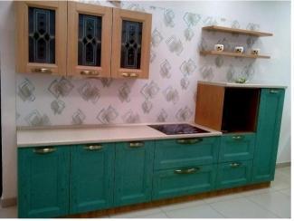 Кухня прямая - Мебельная фабрика «Мебельные технологии»