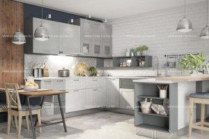 Кухня Инверно Inverno - Мебельная фабрика «Cucina»
