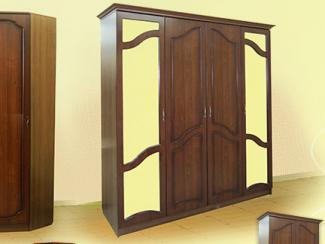 Шкаф распашной «Шк-12» - Мебельная фабрика «Мебель Прогресс»