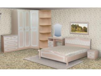 Спальный гарнитур Лора - Мебельная фабрика «Уютный Дом»
