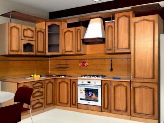 кухня угловая Классика 6 - Мебельная фабрика «Долес»
