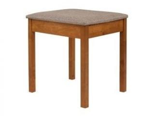 Табурет из массива - Мебельная фабрика «12 стульев»