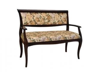 Банкетка из массива Лазурит - Мебельная фабрика «Салем-Мебель»