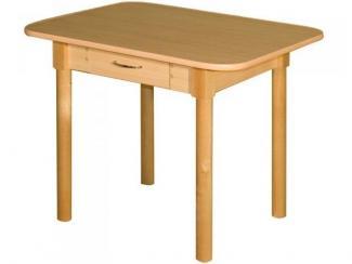 Стол обеденный с ящиком - Мебельная фабрика «Виктория»