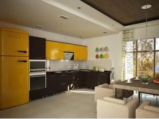 Кухонный гарнитур Люкс - Мебельная фабрика «Орнамент»