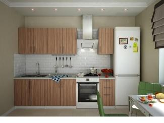 Кухня ЛДСП Катрин 2 - Мебельная фабрика «Дар», г. Пенза