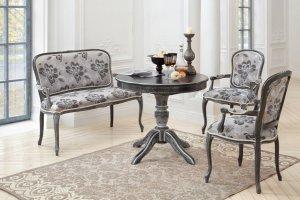Стол Рондо кресла и диван Роял - Мебельная фабрика «Нео Кухни»