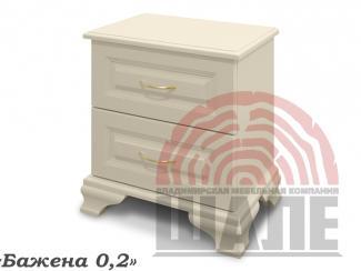 Тумба прикроватная Бажена - Мебельная фабрика «ВМК-Шале»