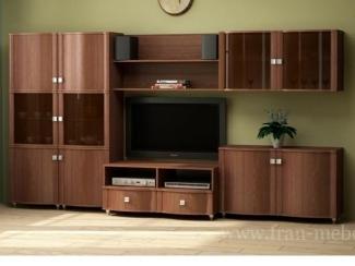 Крупногабаритная гостиная Сицилия 45  - Мебельная фабрика «Фран»