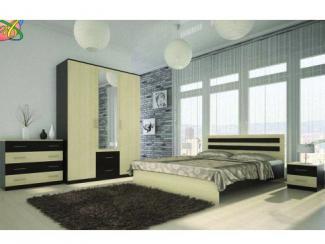 Спальный гарнитур Наоми 2 - Мебельная фабрика «Альбина»
