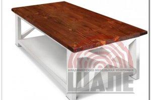Стол большой обеденный МАЙКЛ  - Мебельная фабрика «ВМК-Шале»