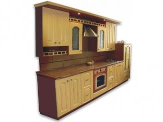 кухня Золушка крашеная матовая - Мебельная фабрика «Киржачская мебельная фабрика»