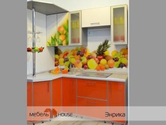 Кухонный гарнитур угловой Энрика - Мебельная фабрика «Мебель Хаус», г. Ульяновск