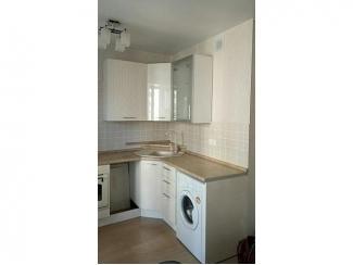 Белая угловая кухня - Мебельная фабрика «Елиза»